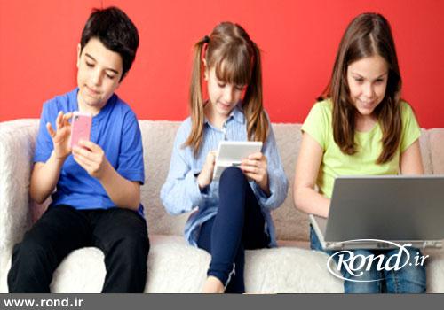 سخنان وزیر ارتباطات در زمینه برقراری امنیت اینترنتی برای کودکان
